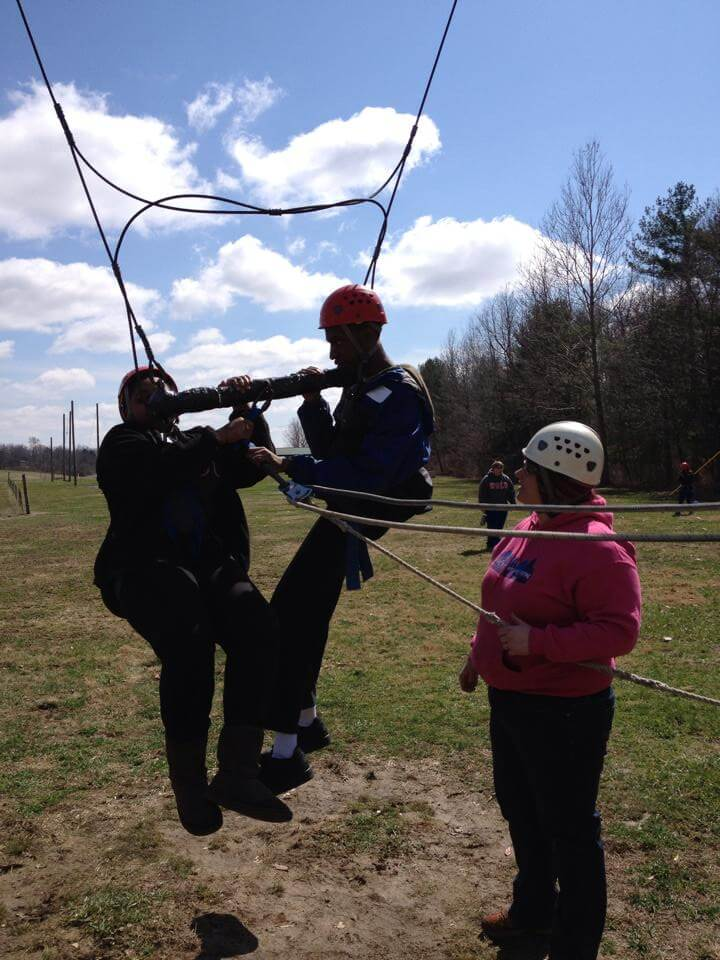 photo of zipline adventure person centered planning